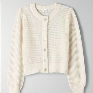 Aritzia Alessia sweater in medium